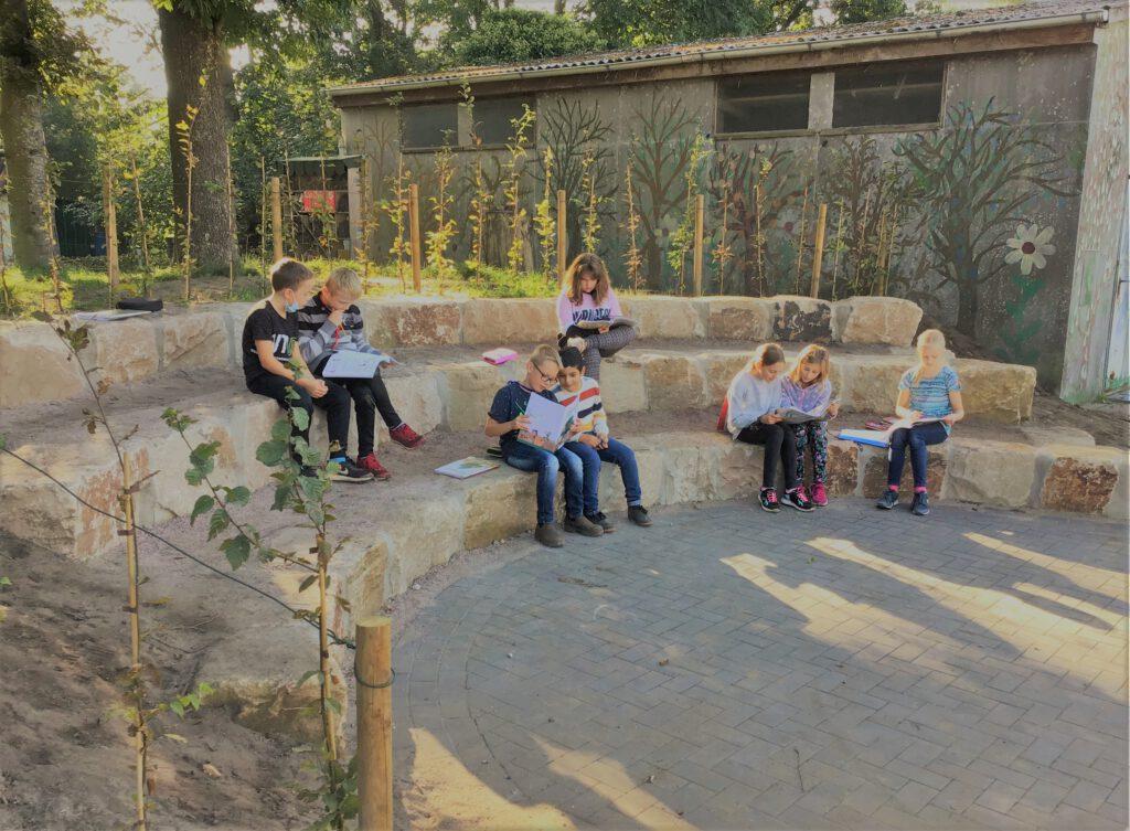 Unser grünes Klassenzimmer